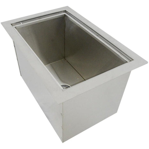 Sunstone 14 x 12 inch insulated basin ice chest B-IC14 - M&K Grills