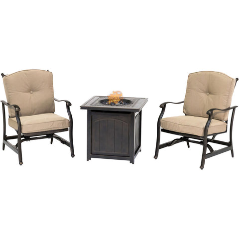 hanover-traditions-3-piece-2-deep-seating-rockers-and-26-inch-square-fire-pit-trad3pcfpsq-tan