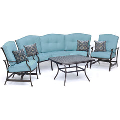 hanover-traditions-4-piece-set-sofa-2-cushion-rockers-cast-top-coffee-table-trad4pcct-blu