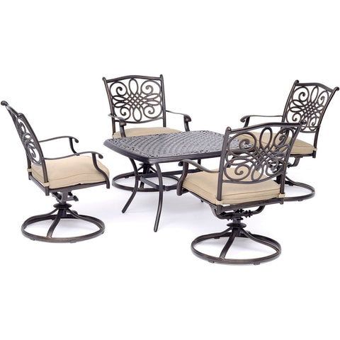 hanover-traditions-5-piece-4-swivel-rockers-cast-top-coffee-table-trad5pcctsw4-tan