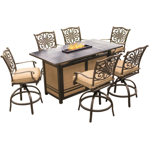 hanover-traditions-7-piece-fire-pit-high-dining-6-swivel-counter-chairs-fire-pit-dining-table-trad7pcfpbr