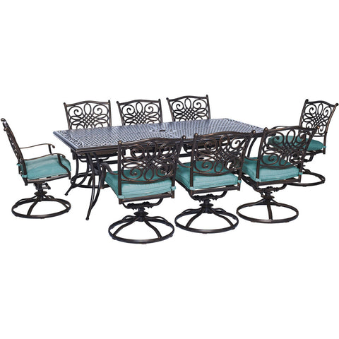 hanover-traditions-9-piece-8-swivel-rockers-42x84-inch-cast-table-trad9pcsw8-blu