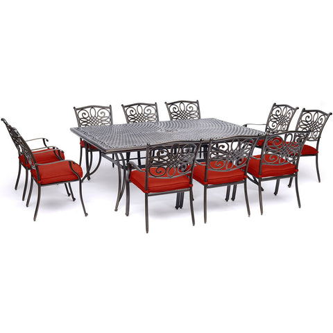 hanover-traditions-11-piece-10-dining-chairs-60x84-inch-cast-table-traddn11pc-red