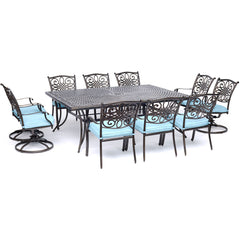 hanover-traditions-11-piece-6-dining-chairs-4-swivel-rockers-60x84-inch-cast-table-traddn11pcsw4-blu