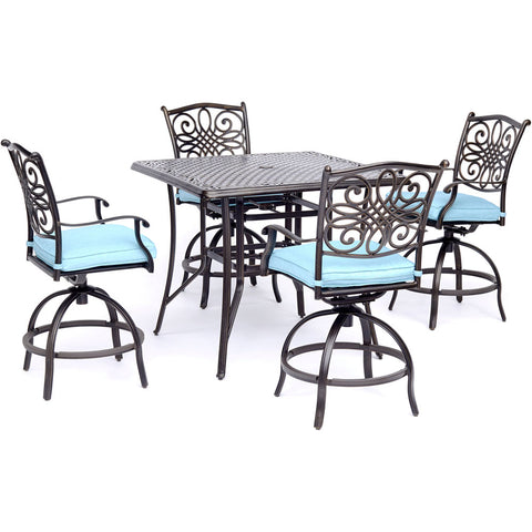 hanover-traditions-5-piece-4-counter-height-swivel-chairs-42-inch-square-cast-table-36-inch-height-traddn5pcsqbr-b