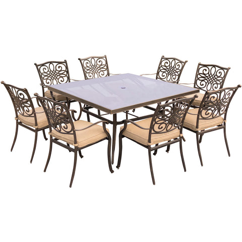 hanover-traditions-9-piece-8-dining-chairs-60-inch-square-glass-top-table-traddn9pcsqg