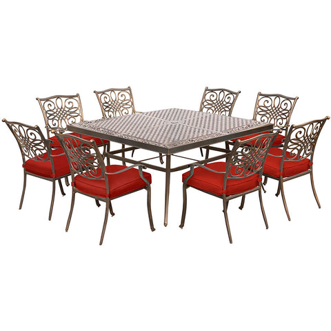 hanover-traditions-9-piece-8-dining-chairs-60-inch-square-cast-table-traddn9pcsq-red