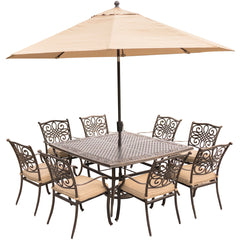 hanover-traditions-9-piece-8-dining-chairs-60-inch-square-cast-table-umbrella-base-traddn9pcsq-su