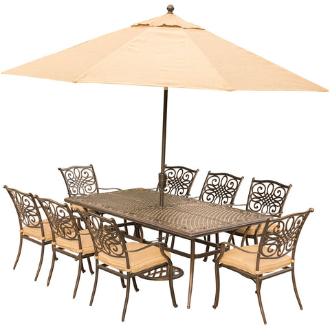 hanover-traditions-9-piece-8-dining-chairs-42x84-inch-cast-table-umbrella-base-traddn9pc-su