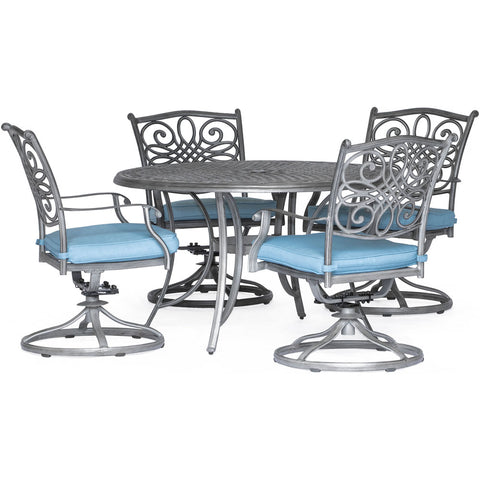 hanover-traditions-5-piece-4-swivel-rockers-48-inch-round-cast-table-traddng5pcsw4-blu