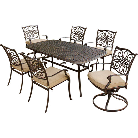 hanover-traditions-7-piece-4-dining-chairs-2-swivel-rockers-38x72-inch-cast-table-traditions7pcsw