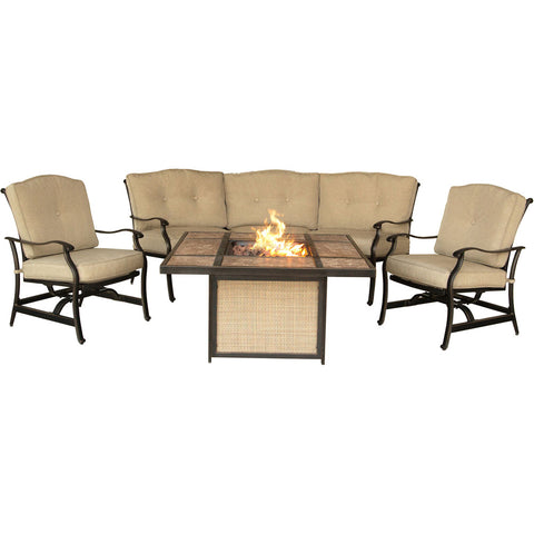 hanover-traditions-4-piece-fire-pit-tile-top-fire-pit-crescent-sofa-2-cushion-rockers-tradtile4pcfp