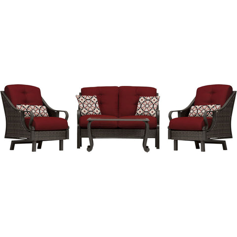 hanover-ventura-4-piece-seating-set-sofa-2-glide-chairs-ceramic-tile-coffee-table-ventura4pc-red