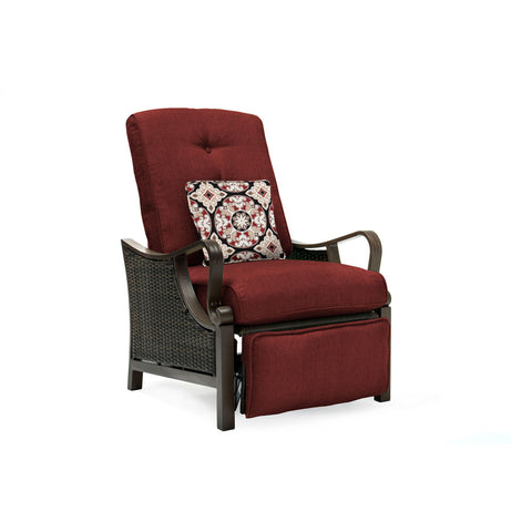 hanover-ventura-luxury-recliner-with-pillow-accessory-all-weather-resin-weave-venturarec-red