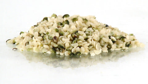 Natural Hulled Hemp Seeds