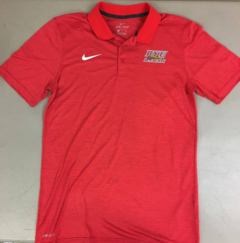 Nike DRY POLO red Collared shirt