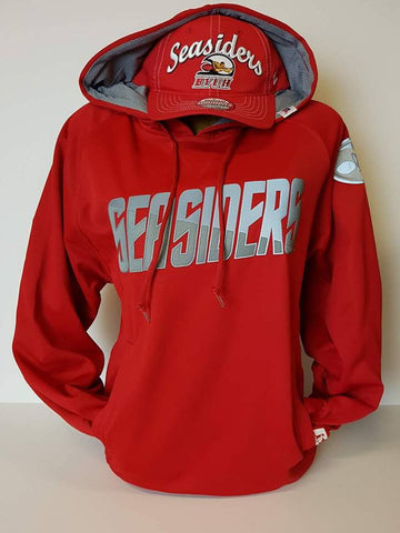 Hoodie True Red SMALL