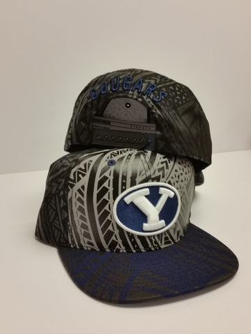 Adult Hat, BYU Provo Snapbacks.