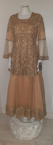 A Ladies Langha Suit
