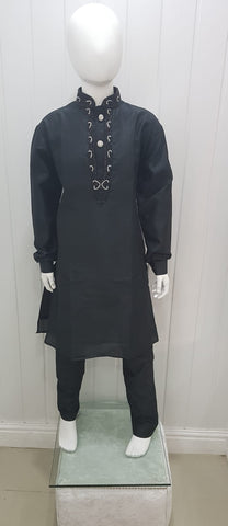 Black boys kurtha pyjama