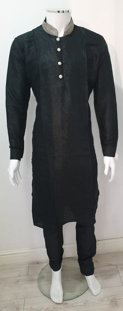 Black kurtha pajma