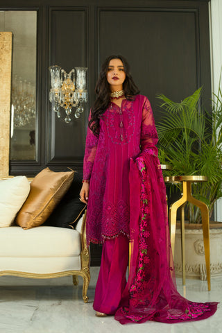 Mina Hasan Ladies Suit  03