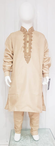 Gold boys kurtha pyjama D.NO 01