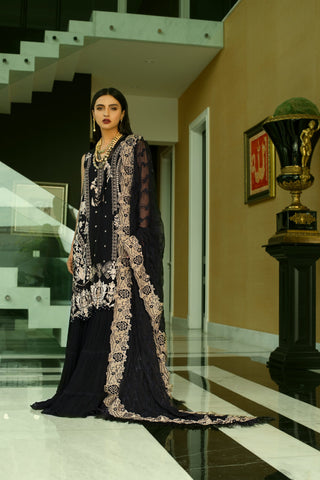 Mina Hasan Ladies Suit 06