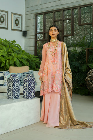 Mina Hasan Ladies readymade Suit D.NO,  08