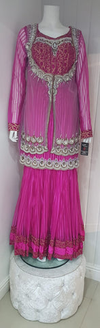 ladies langha excellent for party wear