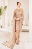 A readymade Ramsha Collection Embroidered Chiffon Front With Sequins M-310