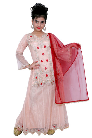 Girl Lengha Suit
