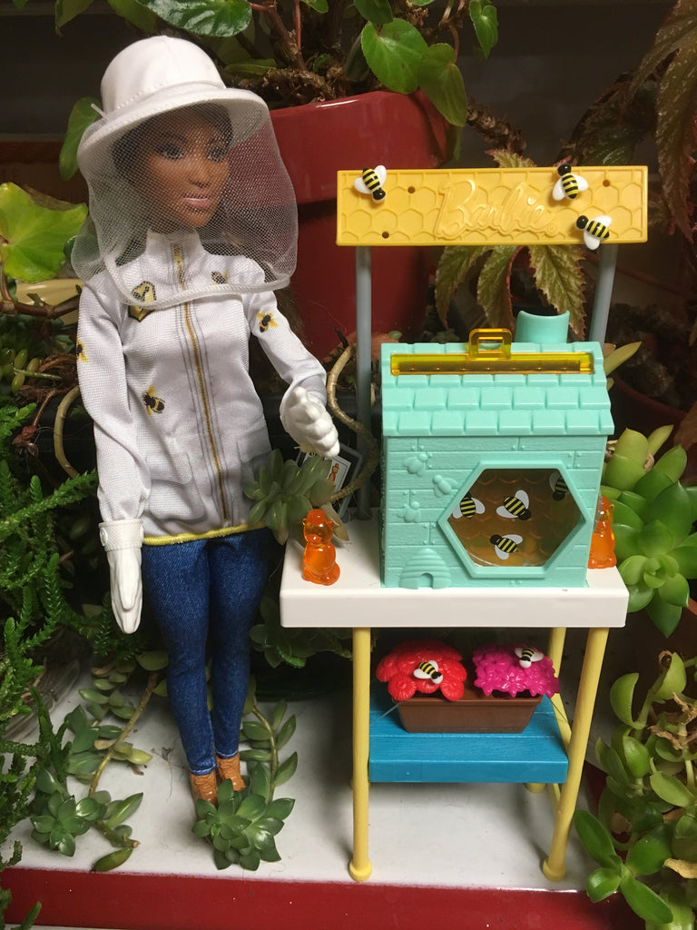Day 12: 10% off Beekeeper Barbie