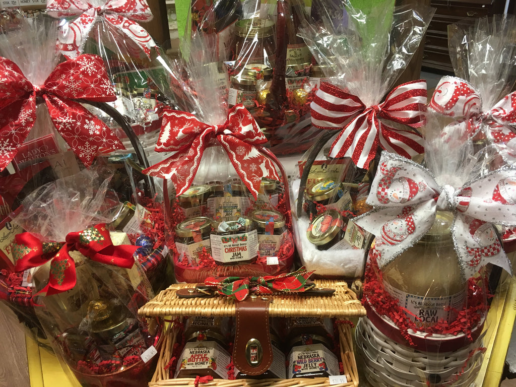 Day 8: 10% off all Baskets!