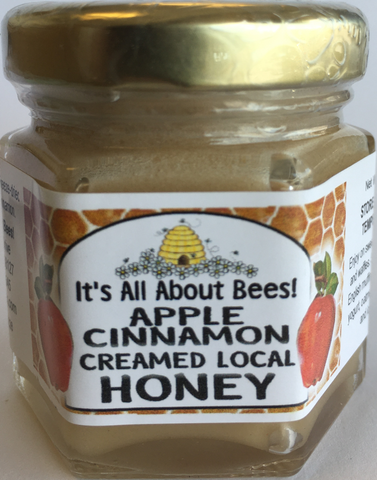 Creamed Honey Apple Cinnamon Mini