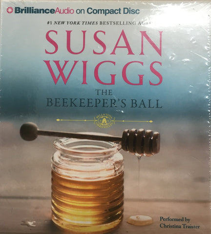 Book CD The Beekeepers Ball by Susan Wiggs