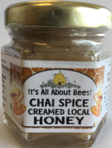Creamed Honey Chai Spice Mini