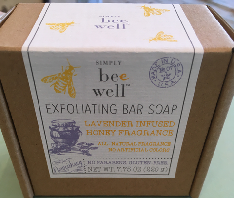 Soap Lavender & Honey 7.75 oz Luxury Bath Bar