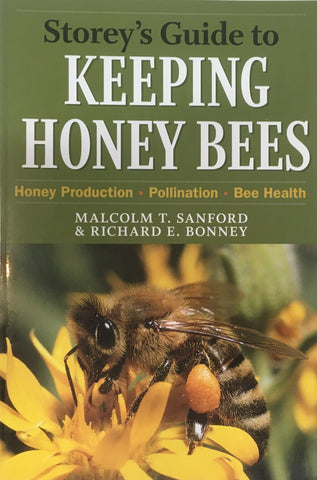 Book Storey's Guide to Keeping Honey Bees