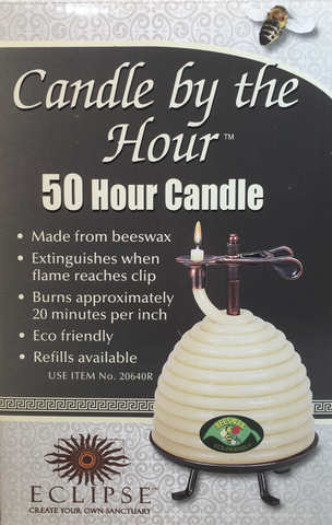 Candle by the Hour 50 hours