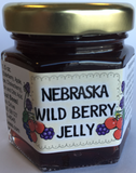 Mini Nebraska Wild Berry Jelly