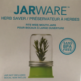 Jarware Mason Jar Herb Saver