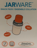Jarware Mason Jar Snack Pack