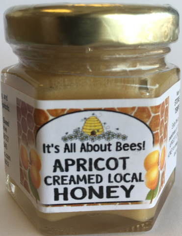 Creamed Honey Apricot Mini