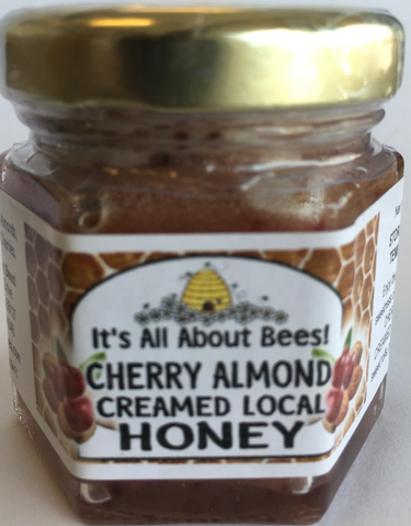 Creamed Honey Cherry Almond Mini