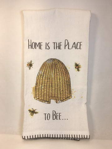 Bee & Bee assorted towels