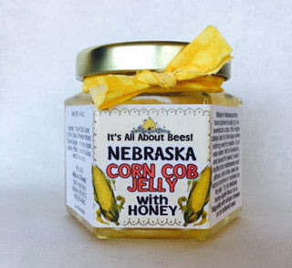 Nebraska Corn Cob Jelly
