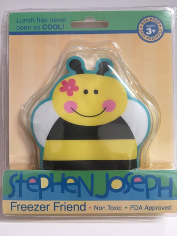 Children Freezer Pack Bee Friend keep lunch cool