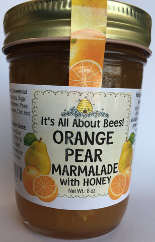 Marmalade Orange Pear