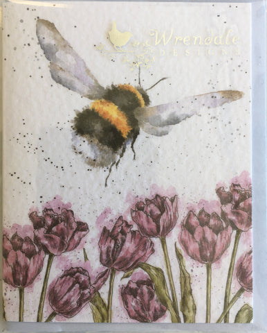 Mini  card Flight of the Bumble Bee